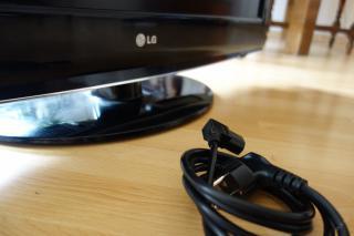 Televize LCD TV LG 32LD420, 80cm uhlopříčka