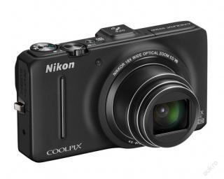 Fotoaparát Nikon Coolpix S9300