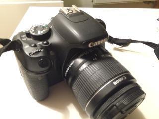 Zrcadlovka Canon EOS600D