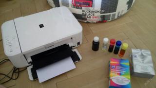 Tiskárna Canon Pixma