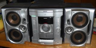 HiFi systém SONY MHC-RG310