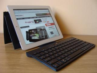 Bluetooth klávesnice keyboard Genius LuxePad iPad