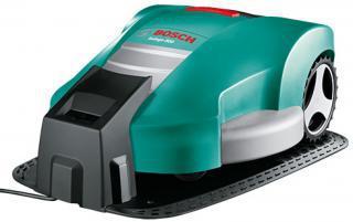 Robotická sekačka Bosch Indego 800