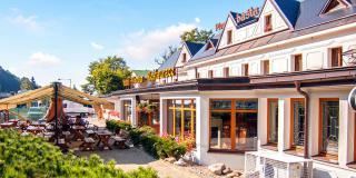 3 báječné dny s polopenzí v Krkonoších v hotelu s vlastním minipivovarem