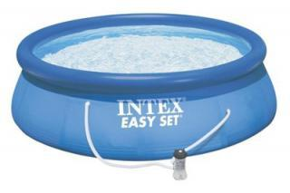 Bazén Intex Easy s filtrací 396 x 84 cm