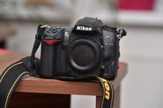 Zrcadlovka Nikon D7000 + příslušenství