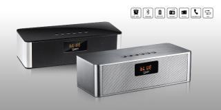 Bluetooth radio reproduktor 2x5W