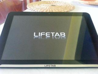 "TABLET 10"" LIFETAB"
