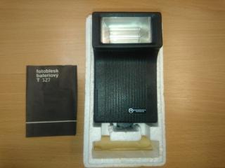 Blesk bateriový T 327