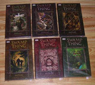 Swamp Thing - Bažináč (Komplet díly 1-6)