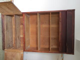 Rolovací skříň