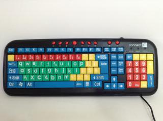 Kancelářská klávesnice