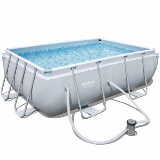 Velký zahradní bazén Bestway 282x196x84 cm s filtrací