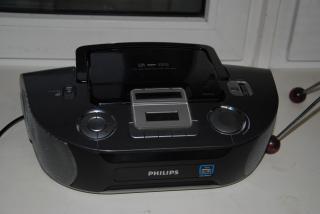 Přenosné radio Philips