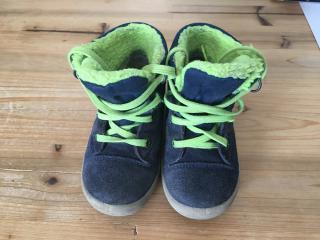Zimní boty, Superfit - vel. 23