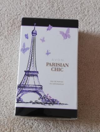 Avon Parfém Parisian Chic