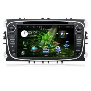 Rádio s navigací Ford Focus Mondeo S-max Kuga
