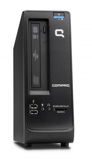 "Sestava počítač Compaq CQ1000 + monitor 19"""