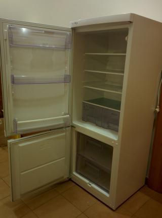 Lednice Zanussi Spazio+