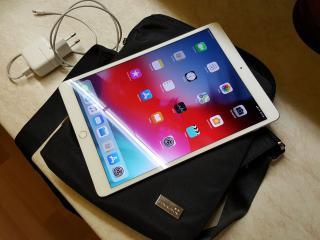 iPad Pro 256GB model MPHH2FD/A silver