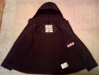 Dětská bunda zateplená