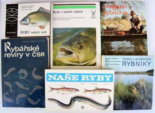Rybářské knihy