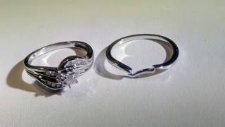 Diamantový prstýnek