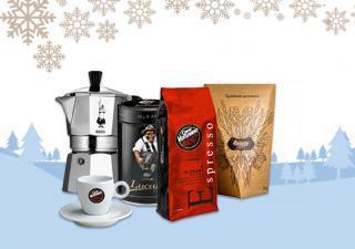 Prodej kávy, kávovarů a doplňků