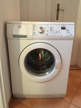 Pračka AEG Lavamat 60640