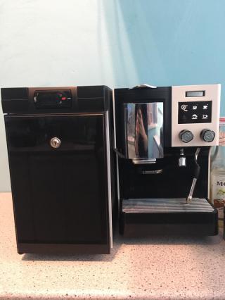 Kávovar EXPOBAR