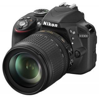 Fotoaparát zrcad Nikon D5300 + 18-105 AF-S VR