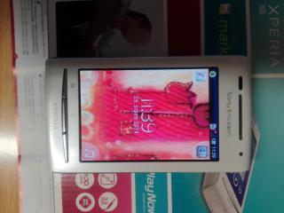 Mobil Sony Ericsson