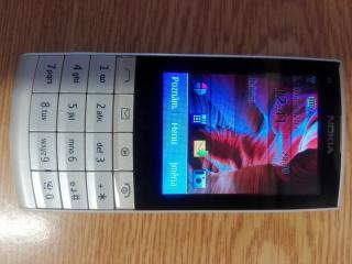 Mobil Nokia X3
