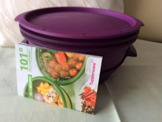 Tupperware MicroGourmet nádoba na vaření v mikrovlnce