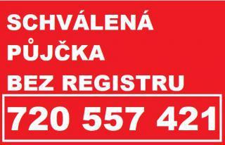 Nebankovní online půjčka  expres vyřízení 720557421