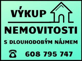 Výkup zadlužených nemovitosti s nájmem na neurčito