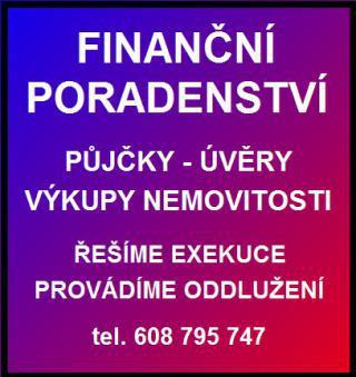 Půjčky, úvěry a výkupy s nájmem
