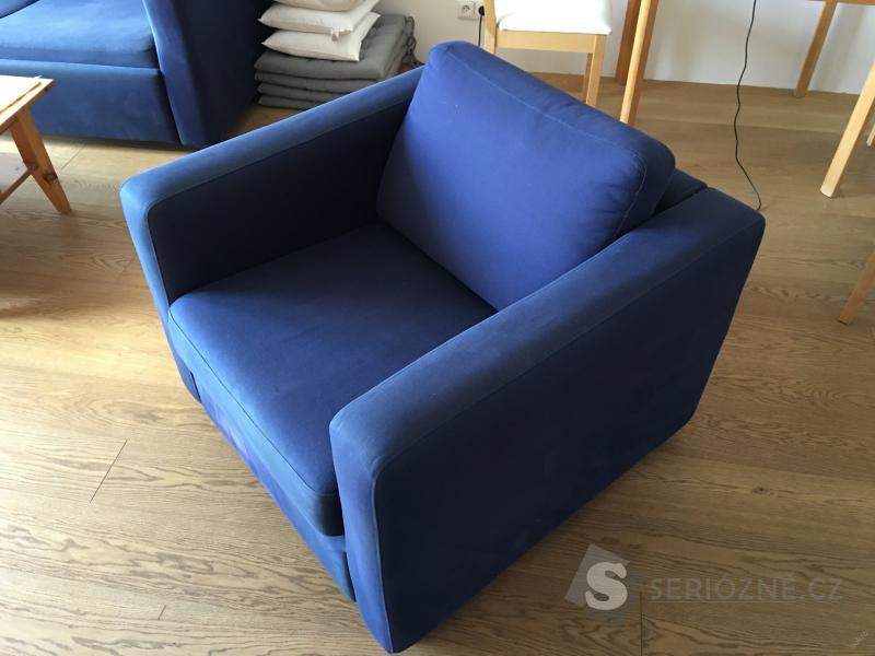 Křeslo IKEA - Karlshamn