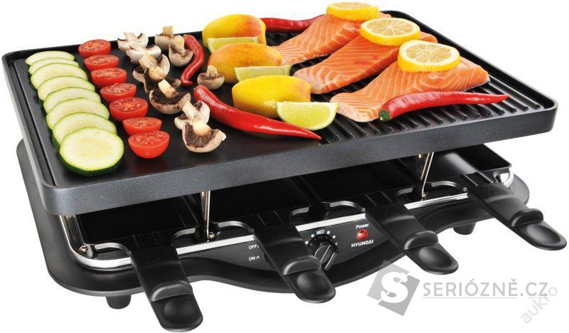 HYUNDAI Raclette gril GR 938