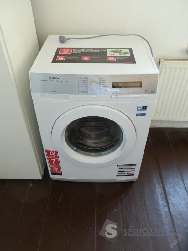 Pračka AEG Lavamat 76475 WFLC, 7 kg, A +++