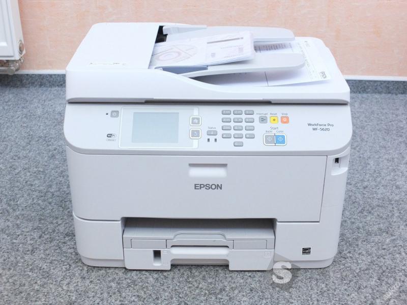 Inkoustová tiskárna multifunkční - Epson WorkForce