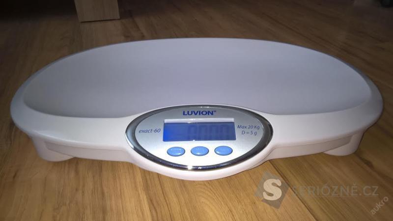 Luvion kojenecká váha - EXACT 60
