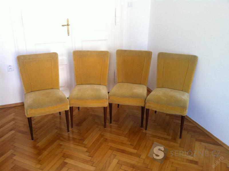 Židle - dobrý stav