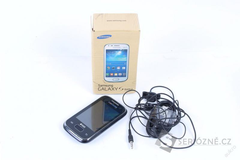 Mobilní telefon Samsung S5302 Galaxy