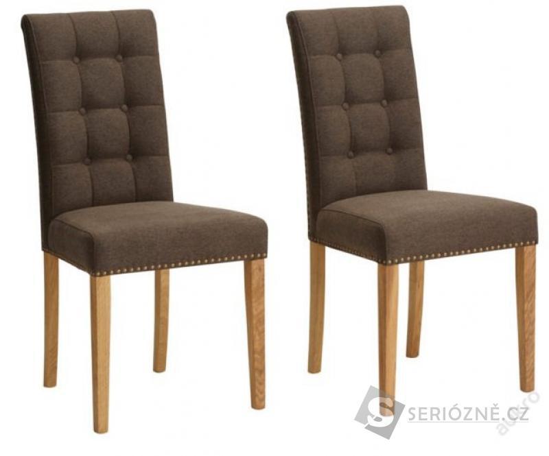 Jídelní židle - 2ks
