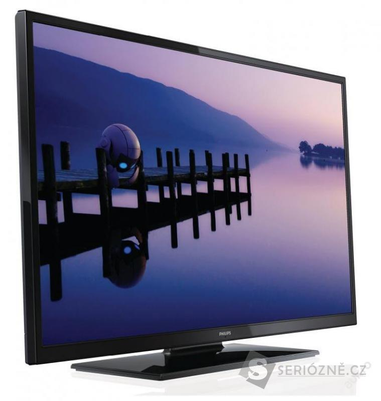 Full HD LED TV PHILIPS 40PFL3008H