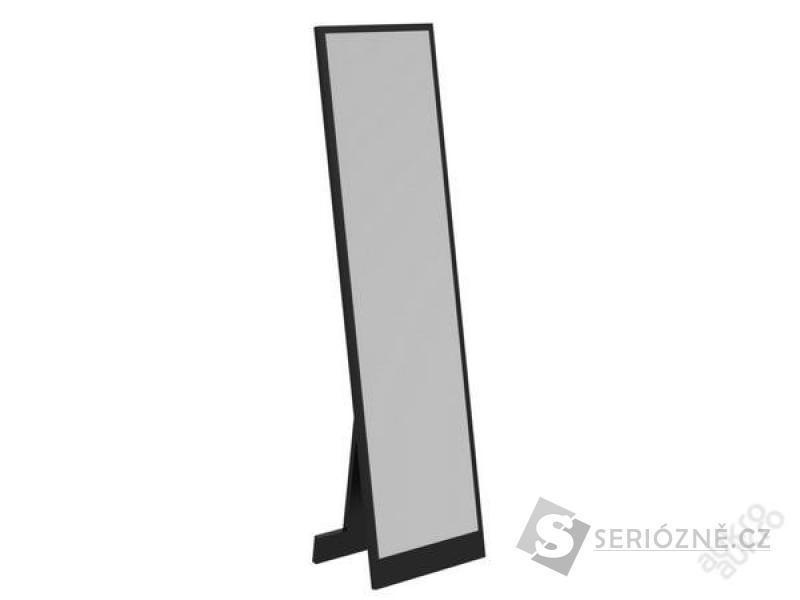 Zrcadlo stojící 150 x 40 cm s rámem
