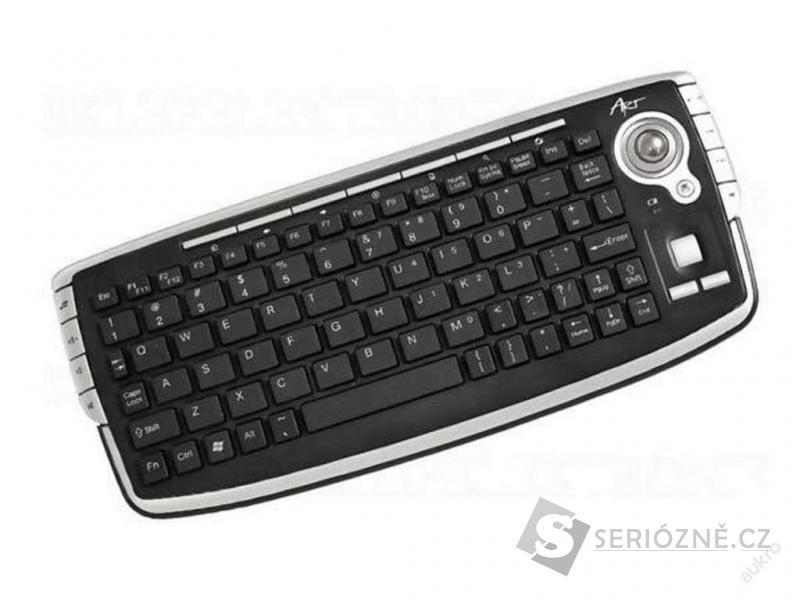 Bezdrátová mini klávesnice USB TV PC Android