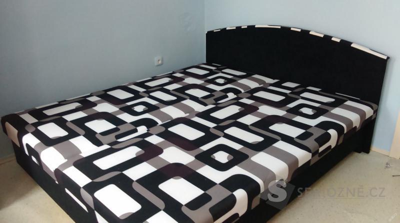 Čalouněná postel 170x200