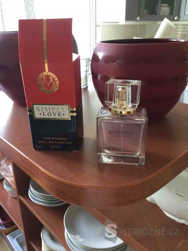 Parfém - SIMPLY LOVE